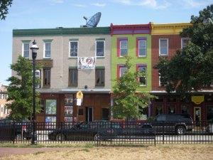 Sıraevler / Rowhouses Baltimore