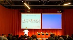 Açılış konuşması /Opening speech, AIA International Conference in Istanbul