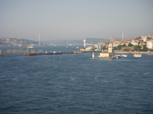 Marmara Denizi, Üsküdar, Boğaziçi (Marmara Sea, Uskudar, Bosphorus)