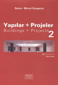 Kapak / Cover: Yapılar ve Projeler 2 / Buildings and Projects 2