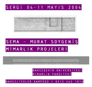 Mimarlık Projeleri - sergi